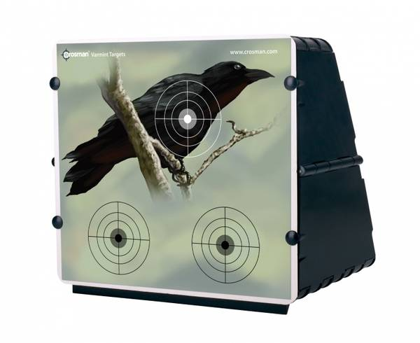 Bilde av Crosman Target Trap - Foldbar Blinkholder