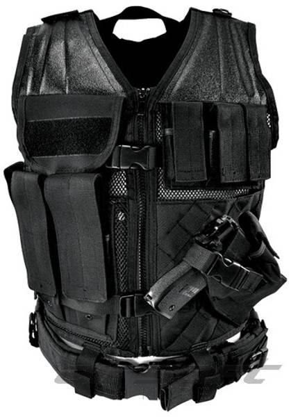 Bilde av AR Taktisk Vest -  Black