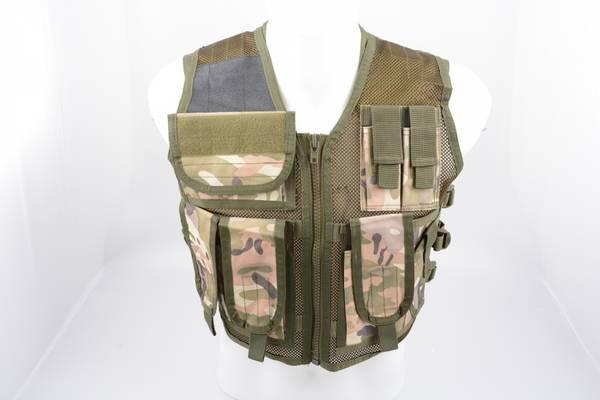 Bilde av Go! Taktisk Recon Vest - Multicam