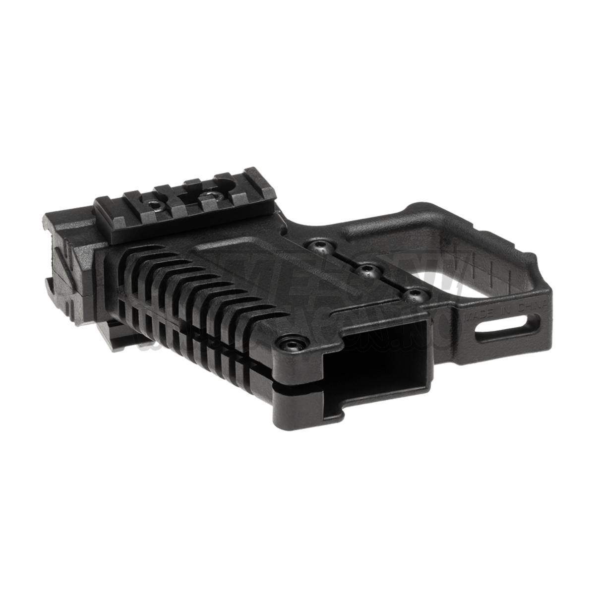 Pirate Arms - Glock Carbine Konvertering Kit - Svart