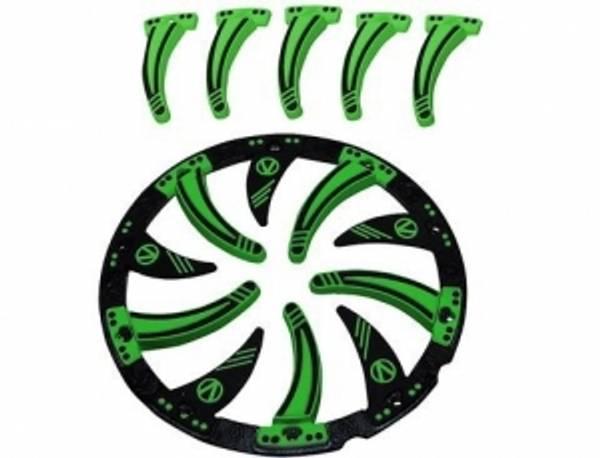 Bilde av Virtue Crown 2 Speedfeed Prophecy Z2 - Grønn