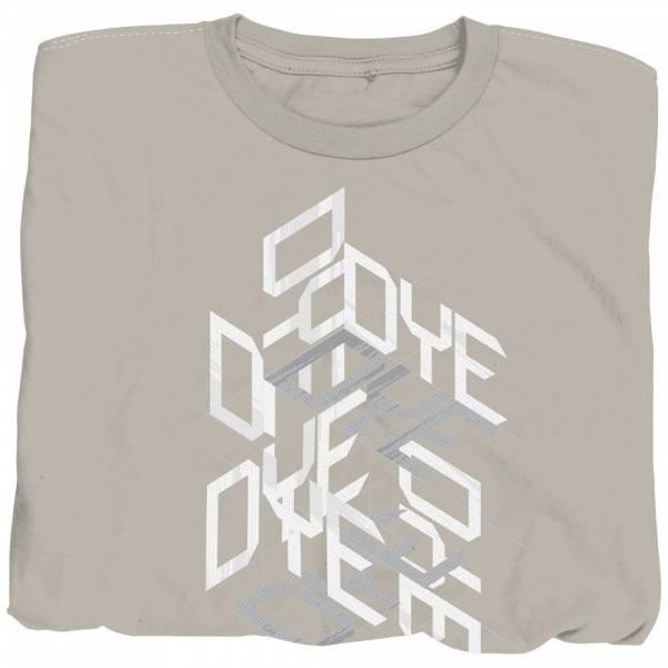 Bilde av Dye T-Shirt Stacked - Tan