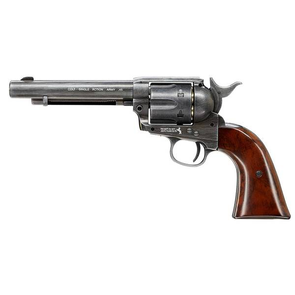 Bilde av Colt Peacemaker SAA .45 - Antique -  4.5mm