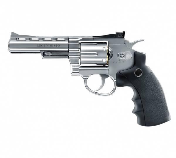 Bilde av Umarex - Legends S40 Silver - 4.5mm Pellets