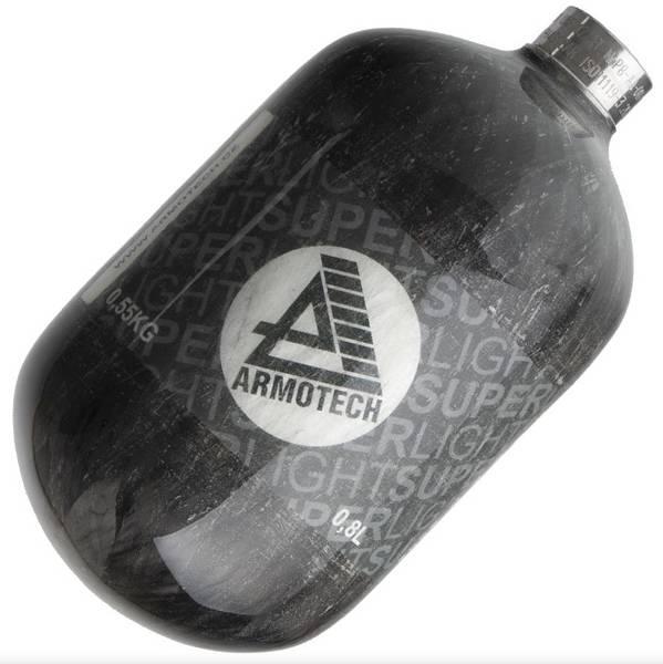 Bilde av DYE - Armotech Core Lufttank i Karbon - 0.8L