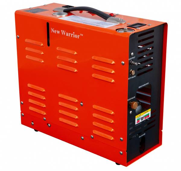 Bilde av New Warrior - Luxury Mini Compressor