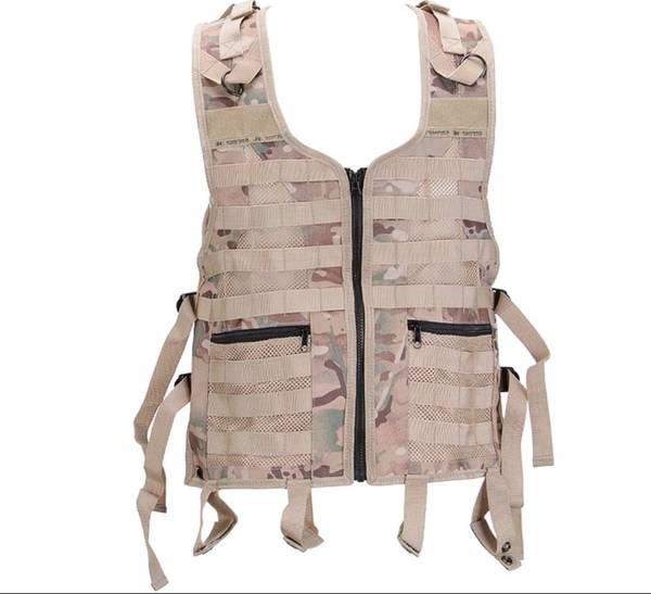 Bilde av Battle Tested Vest - THT Merc - E-tacs