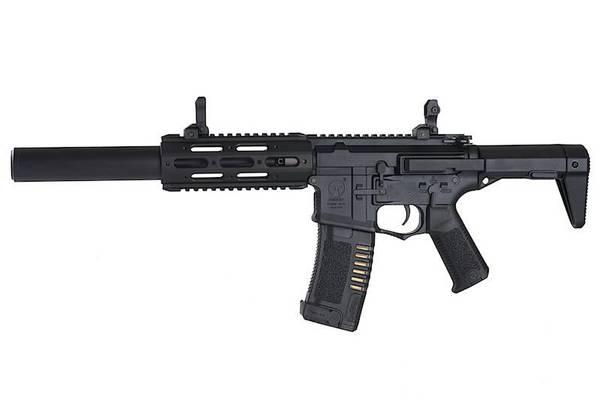Bilde av Amoeba - M4 Honey Badger Elektrisk Softgun Rifle