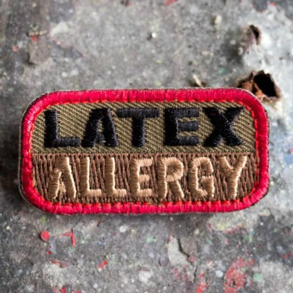 Bilde av Patch Latex Allergy FG